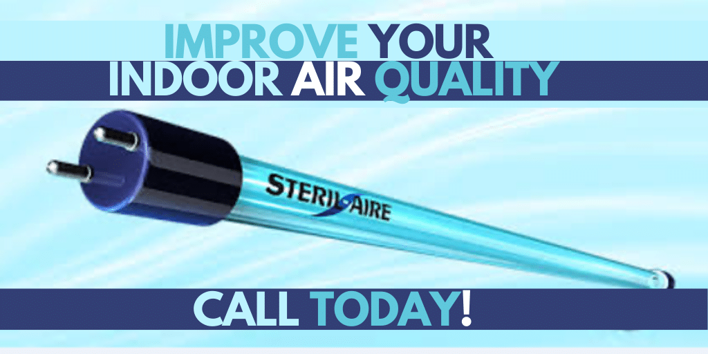 Improve Your Indoor Air Quality. Call Today.